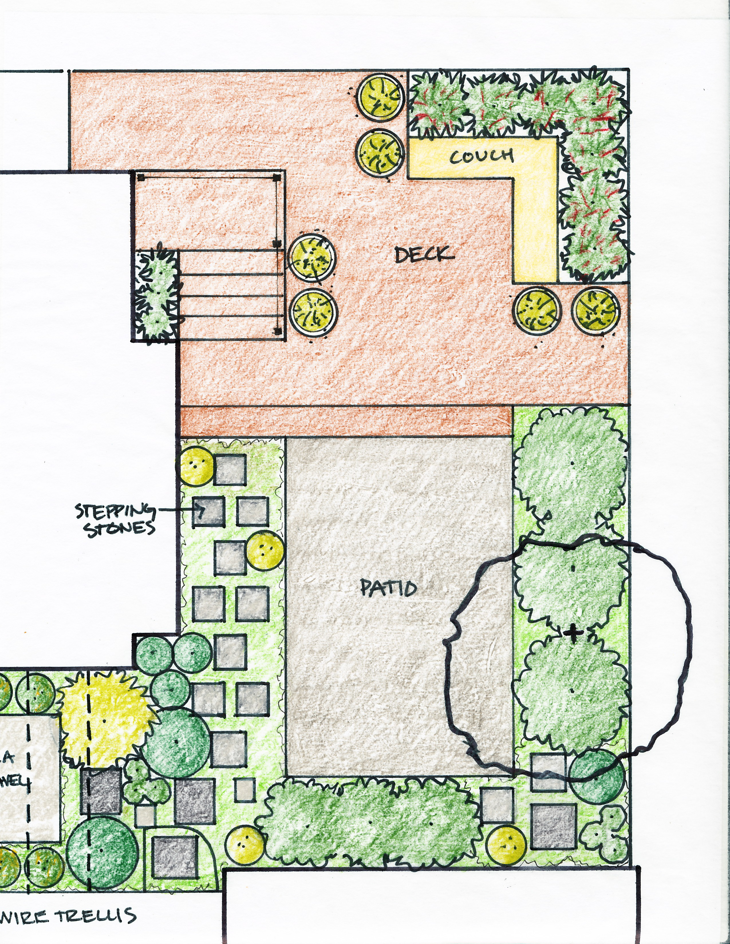 Preschool playground design pictures to pin on pinterest for Playground blueprints